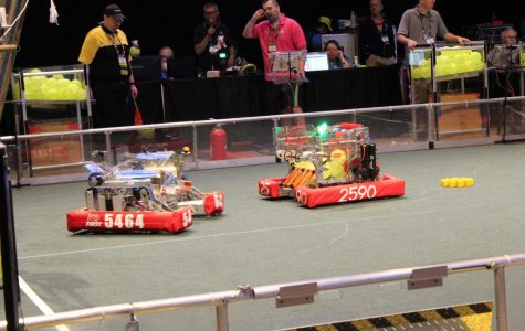 Robotics team competes at World Championships in St. Louis