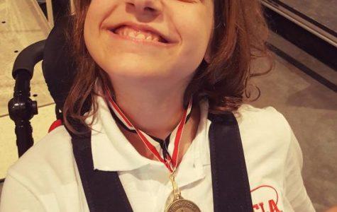 Katrina Boettcher earns gold medal at FCCLA Nationals