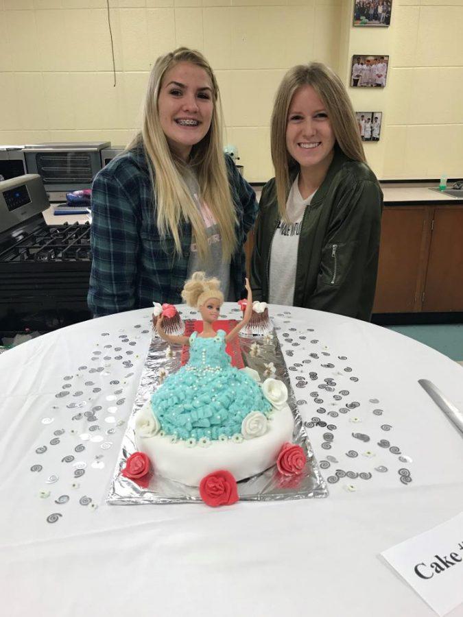 Creative Foods Cake Show