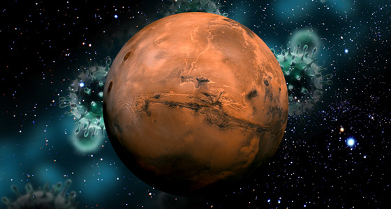 The New Space Race To Mars