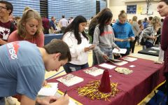 Career Center hosts college Fair