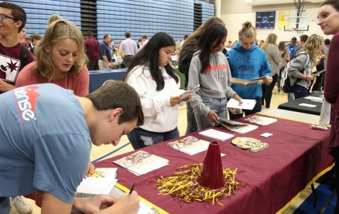 Career Center hosts college Fair