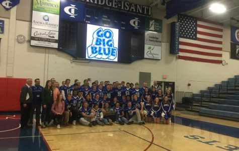 Football Team makes it to state