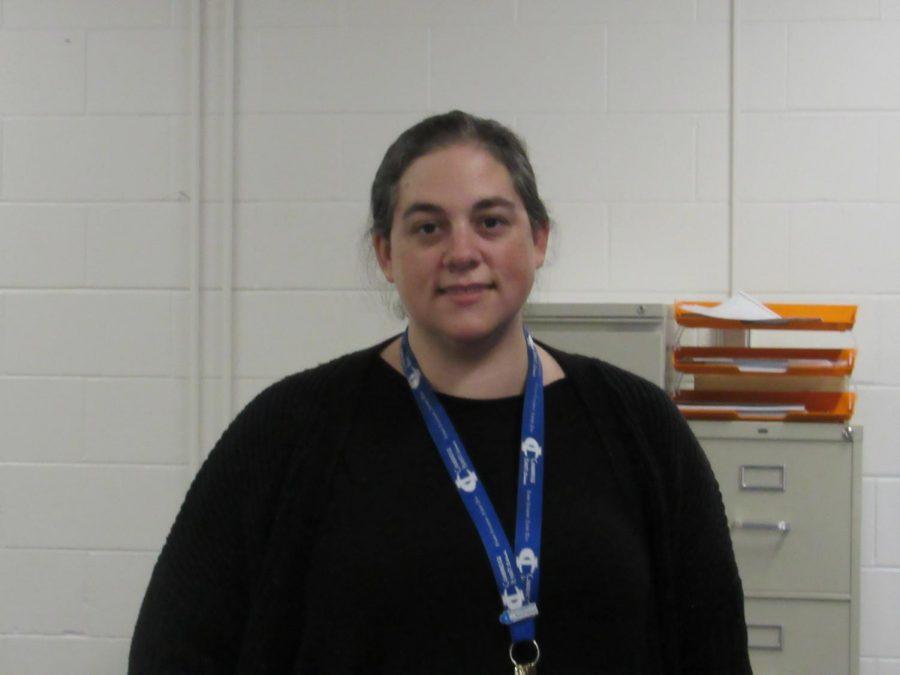 Megan Cash comes to CIHS via Riverside Academy