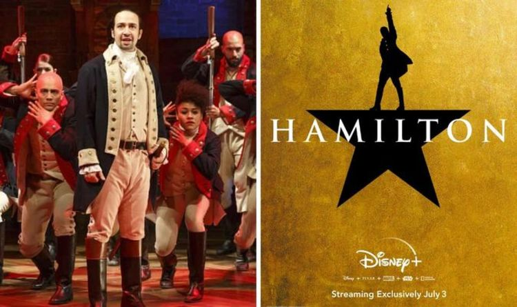 Review of Hamilton the Musical Movie