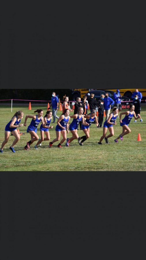 Covid has made Cross-Country a different sport